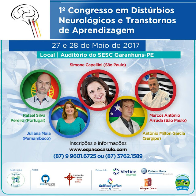Congresso em Distúrbios Neurológicos e Transtornos de Aprendizagem
