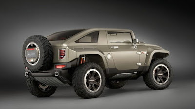 Hummer H4 2018 Reviews, Specification, Price