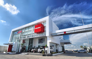 Informasi Loker Terbaru 2018 Jakarta Sunter PT Isuzu Astra Motor Indonesia (IAMI)