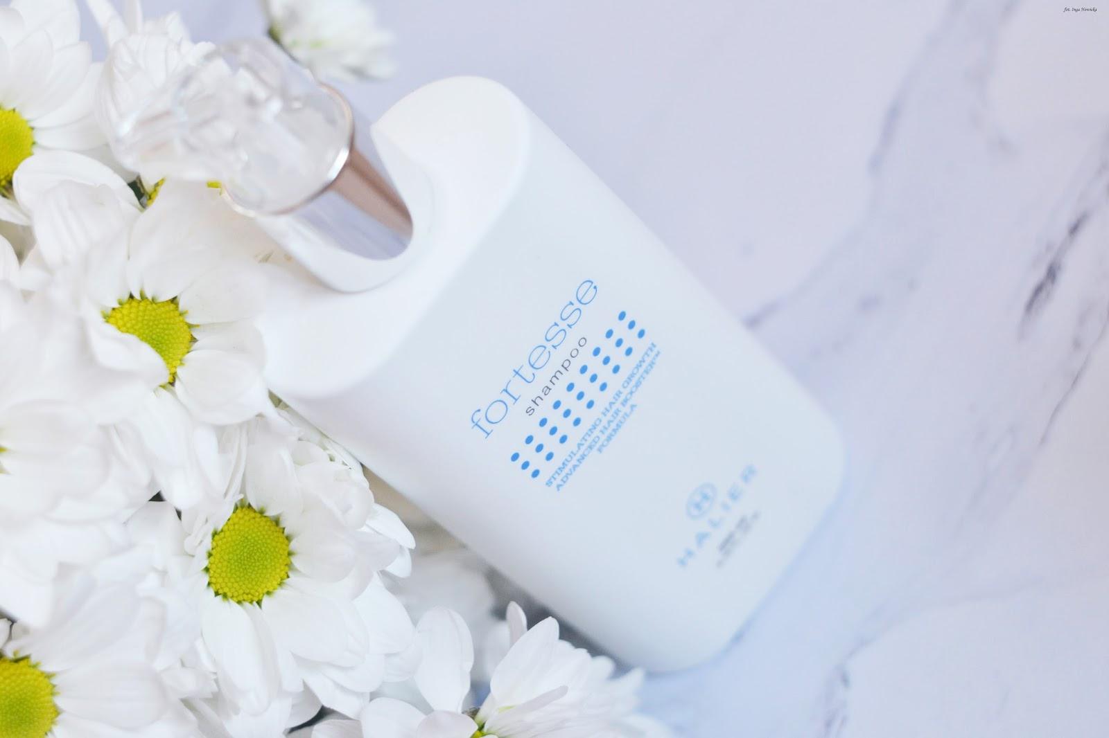 jak działa szampon halier