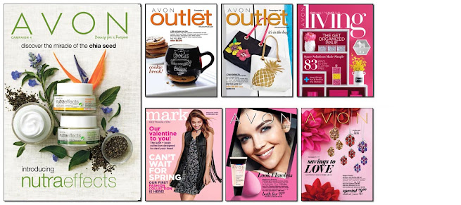 Avon Campaign 4 Starts 1/22/17 Good through Online 2/03/17. Click on image or here >>>