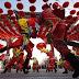 4 Maret: Gelar Karnaval Cap Go Meh di Glodok