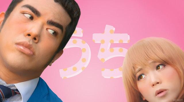 Cosplay Ore Monogatari!! - realna Yamato Rinko w którą wciela się Miguel (merkymerx)