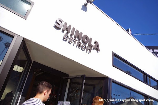 SHINOLA LIVE SERIES PARTY REPORT WITH LIVE SETS FROM ODESSA, MADI DIAZ + BRYAN JOHN APPLEBY