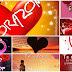 AMOR Son Cuatro Letras Donde Se Resumen, Los Sentimientos De Una Persona Así Que Hoy Demuestra Tu Amor Con Estas Lindas Y Hermosas Tarjetas Para Compartir