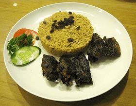 Resep Nasi Kebuli atau Nasi Minyak