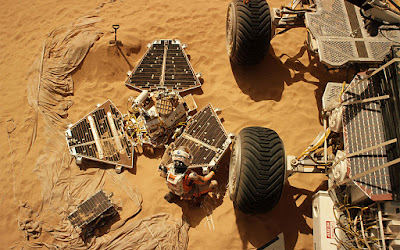 代表人類出征火星,只能活90天的機會號已經堅持了12年