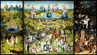 the garden of earthly delights-dunyevi zevkler bahcesi