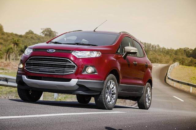 Ford EcoSport 2017