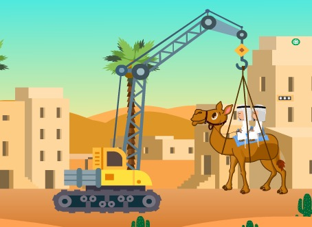 EscapeGamesZone Camel Rescue Walkthrough