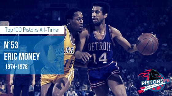 Eric Money | PistonsFR, actualité des Detroit Pistons en France