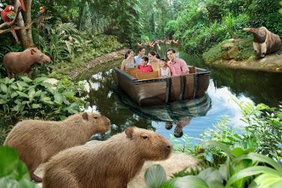 River Safari Wildpark