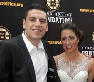 Milan Lucic Wife