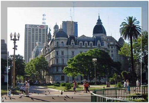 Buenos Aires, Argentina - Amazing 10 Best Cheap Places to Travel in December 2017