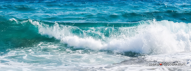 Beach Waves Facebook Covers - Weheartcovers.com