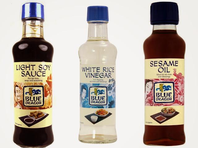 Blue dragon sauces