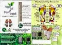 koyo kaki happy life foot patch