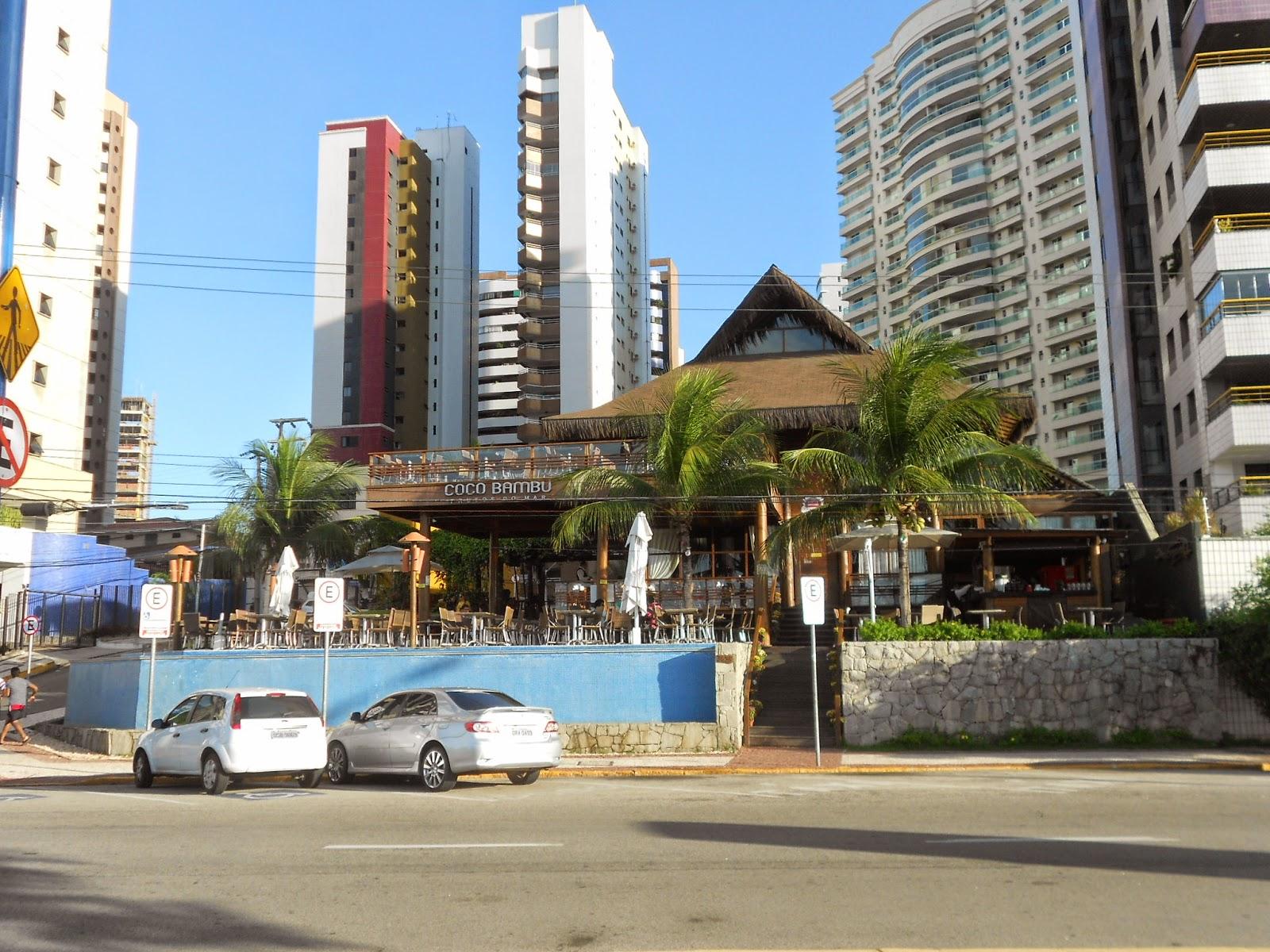 Côco Bambu da Av. Beira Mar - Fortaleza