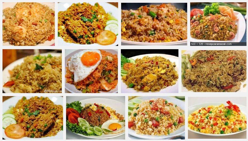 Resep Dan Cara Membuat Nasi Goreng Special Paling Enak Dan