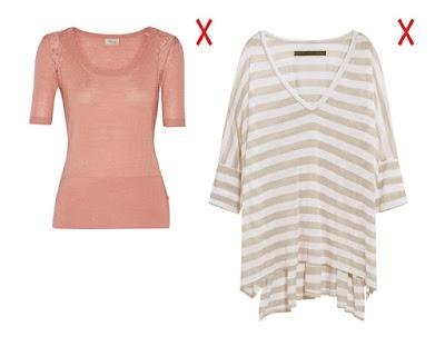 Как выбрать блузку для худенькой женщины