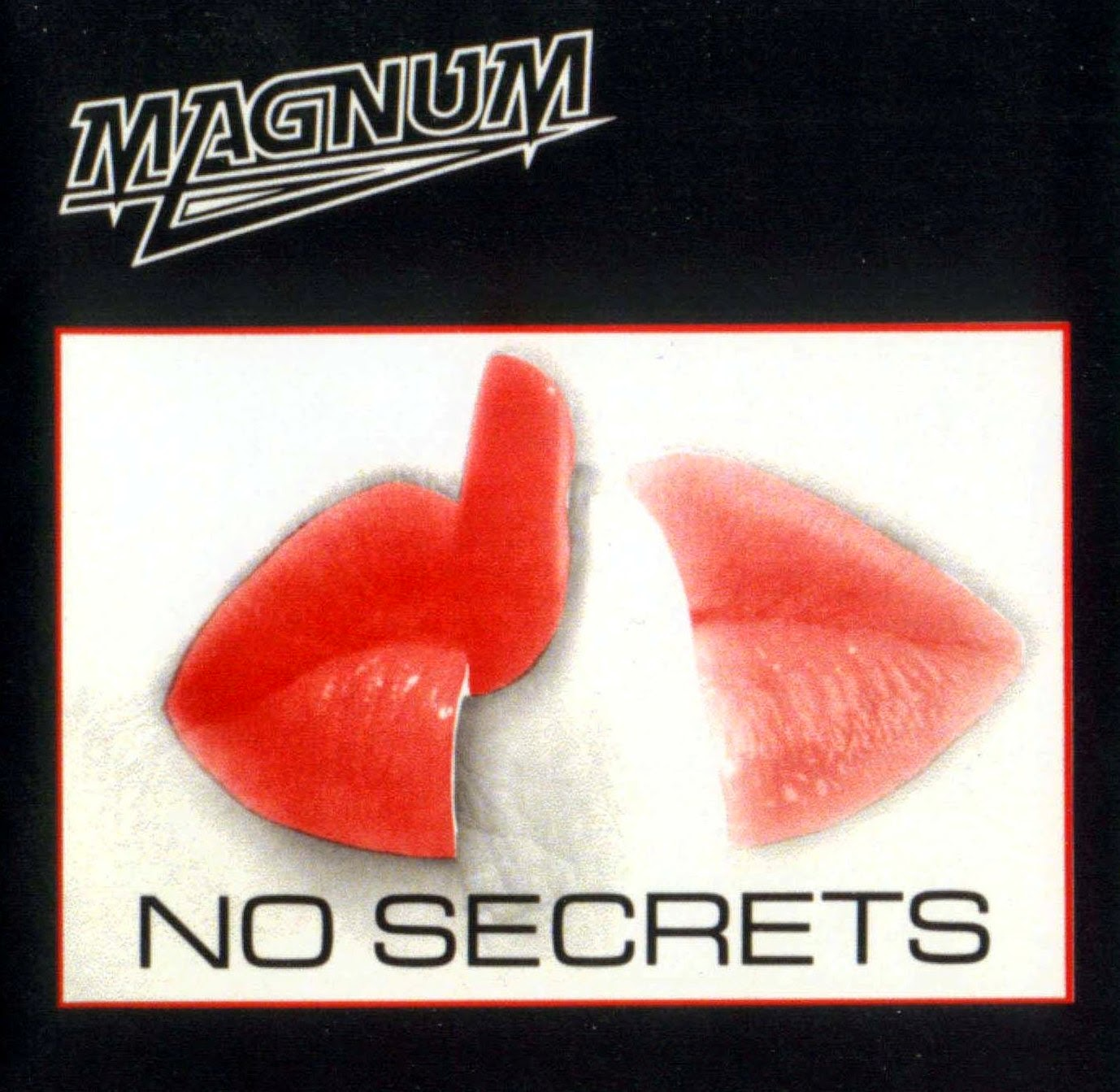 Magnum USA No secrets 1989 aor melodic rock