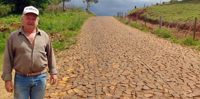Roncador: Programa Caminho das Pedras beneficia agricultores