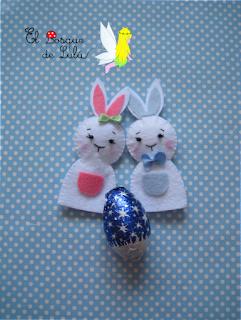 conejo-pacua-huevo-chocolate-fieltro-hechoamanoparati-elbosquedelulu-felt-feltro-pascoa
