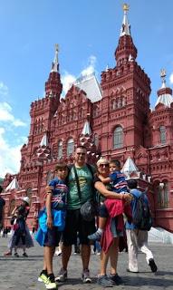 Museo Estatal de Historia de Rusia.