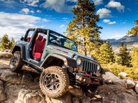 2016 Jeep Wrangler Off Road Rubicon X Model
