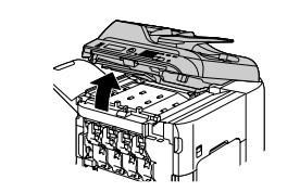 Kónica-Minolta c20 cambiar fusor
