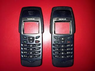 casing Nokia 6250 jadul ori