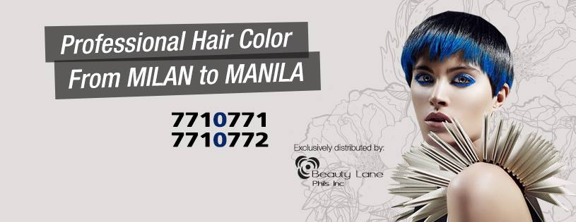 Elgon Professional Hair Color From Milan Now In Manila Fabulash