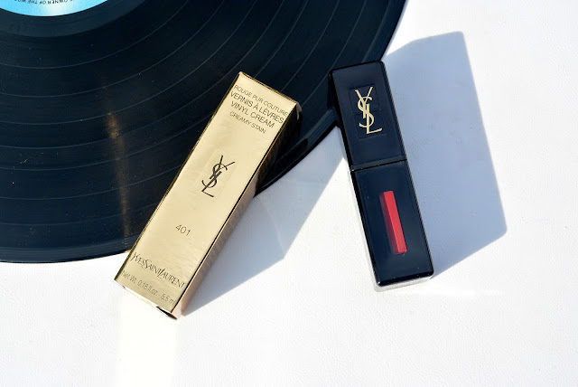Yves Saint Laurent Vinyl Review