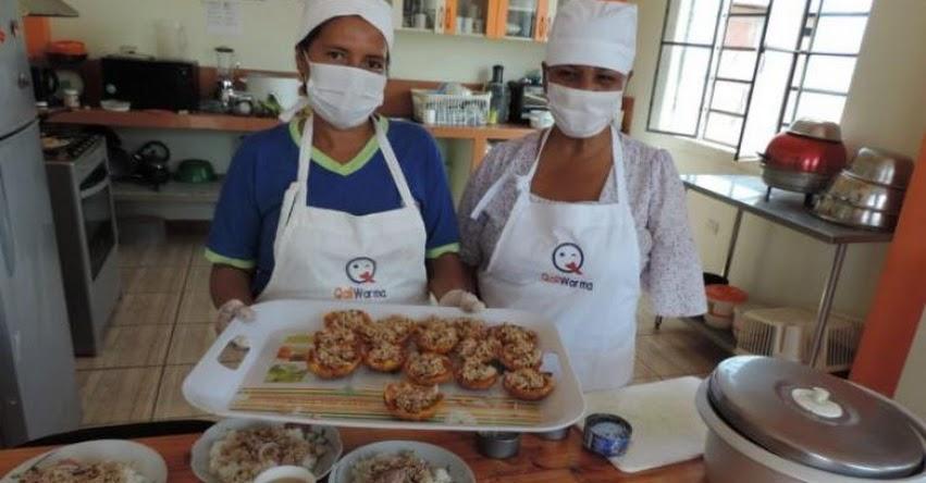 Qali Warma entregó 117 toneladas de alimentos para desayunos escolares en Tumbes - www.qaliwarma.gob.pe