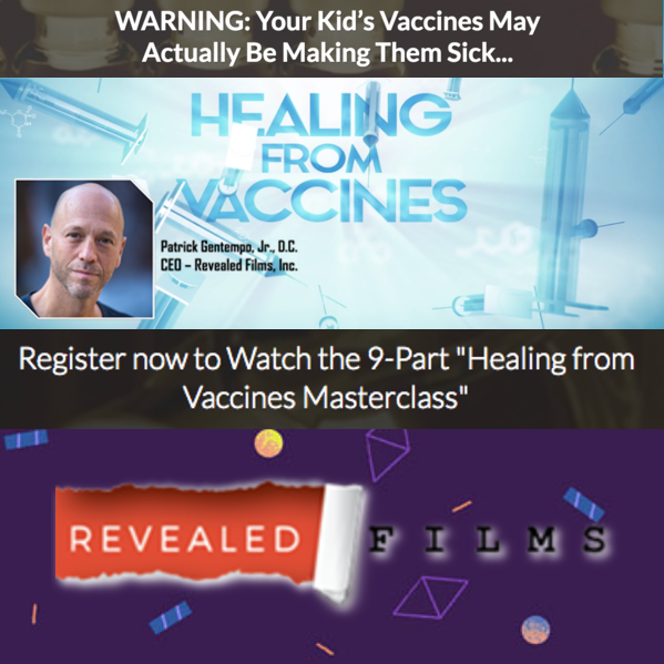 Healing From Vaccines Masterclass