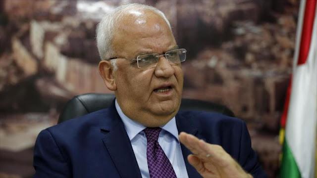 """Palestina dice que cortará lazos con Israel """"de manera gradual"""""""