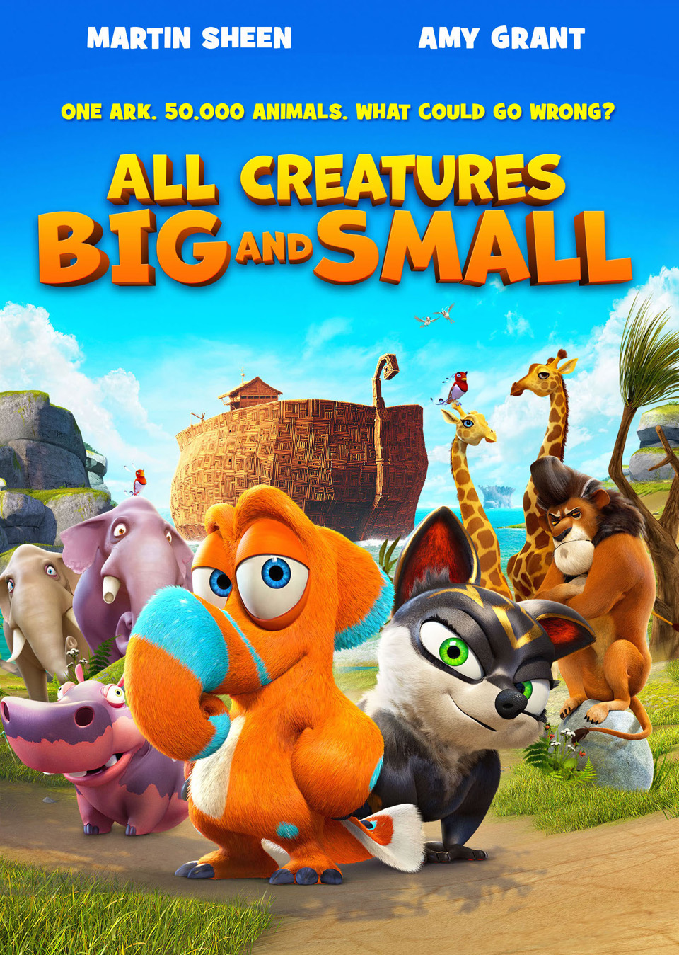 All Creatures Big and Small ก๊วนซ่าป่วนวันสิ้นโลก