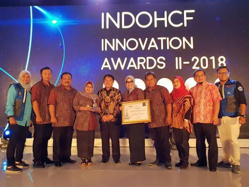 Layad Rawat Inap Kota Bandung Juara Nasional
