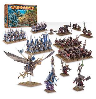 Warhammer Fantasy, el mundo que fue..
