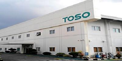 Lowongan Kerja Operator PT Toso Industri Indonesia, Cikarang - Bekasi