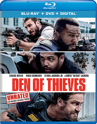 Den of Thieves 2018 Eng 720p BRRip 1.1Gb ESub x264