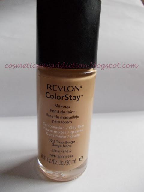 Porównanie podkładów: REVLON ColorStay makeup i PAESE LONG COVER FLUIDE