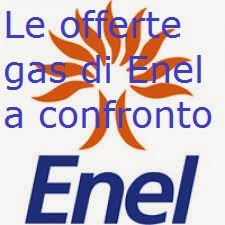 Le tariffe gas di Enel a confronto, prezzi e condizioni delle offerte