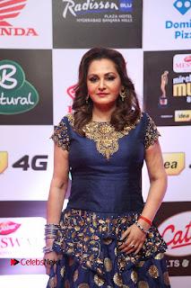 Jayaprada Pictures at Mirchi Music Awards South 2015 ~ Celebs Next