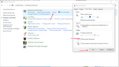 Cara Mengatasi Kursor Mouse yang Hilang di Windows 7, 8, 10