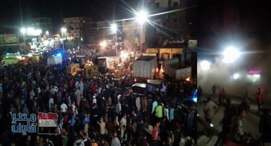 عااااجل| مجزره بصعيد مصر وارتفاع عدد الضحايا إلى15 قتيلًا.. والداخلية تحول القرية لثكنة