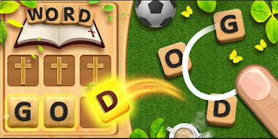 Bible Word Puzzle - Free Bible Games Apk free on Android
