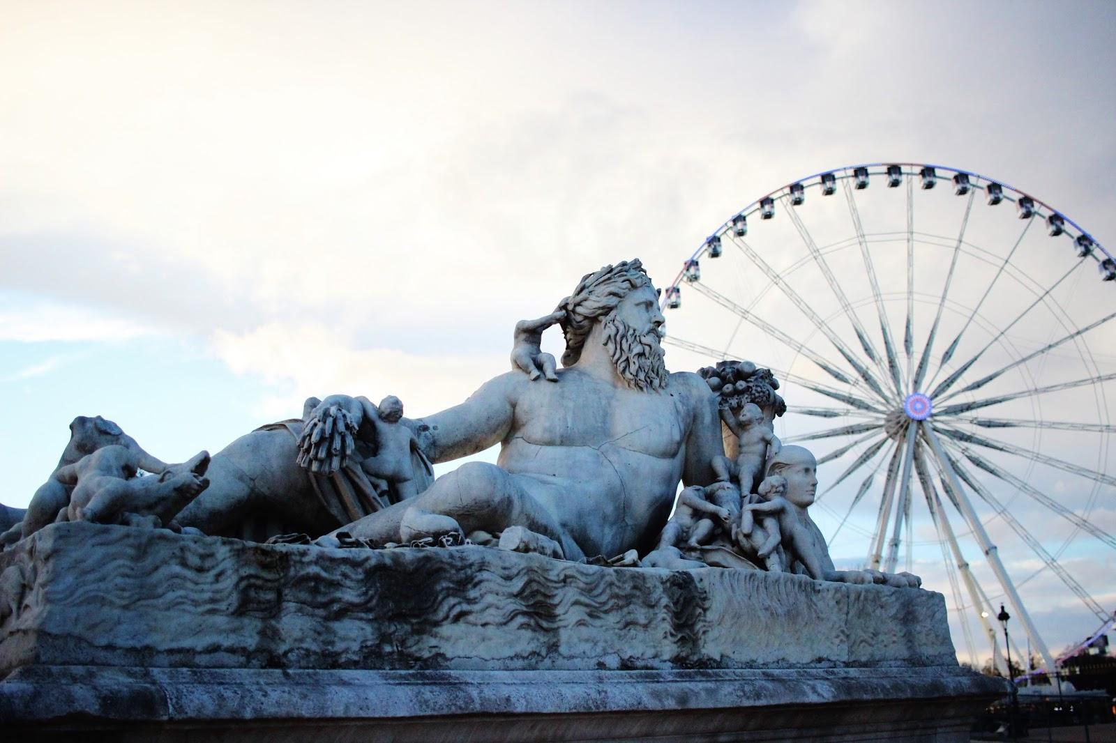obras en paris