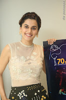 Taapsee Pannu in transparent top at Anando hma theatrical trailer launch ~  Exclusive 060.JPG