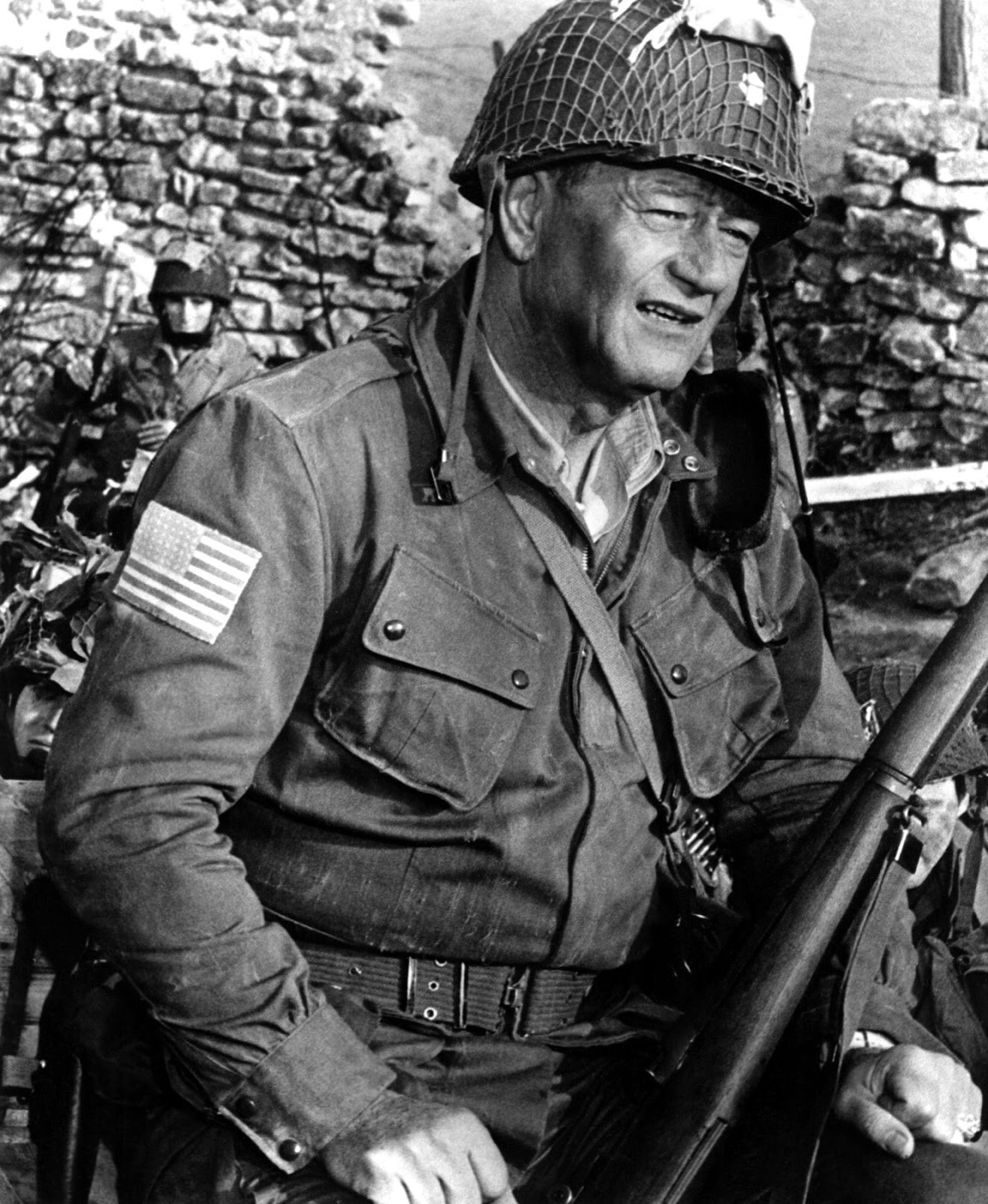 The Ace Black Blog: Movie Review: The Longest Day (1962)